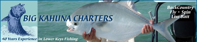 Big Kahuna Charters  - 30 Years Experience in Lower Keys Fishing